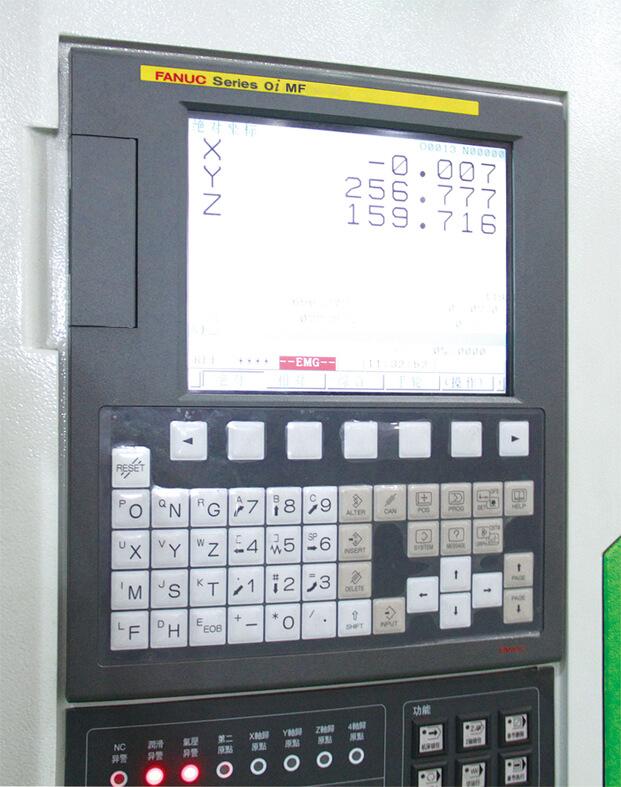 CNC system